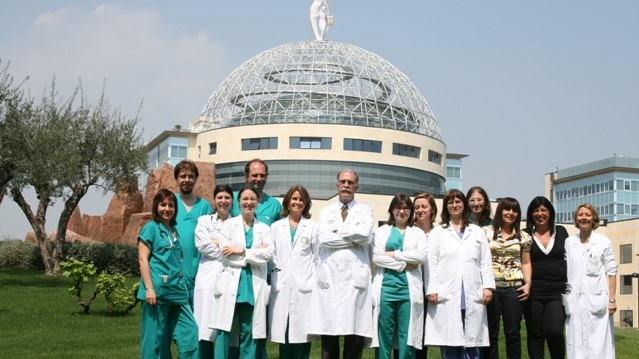 Doctors of the San Raffaele Hospital