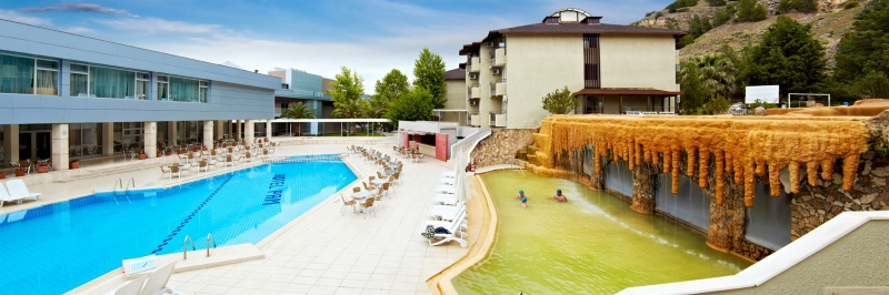 Pam Thermal Hotel and Nobel Rehab Center
