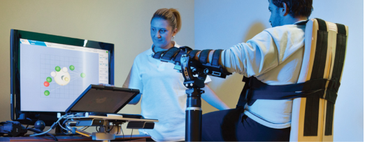 Робот-рука в клинике Эвексия