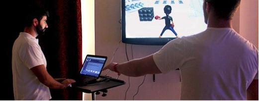 Виртуальная реальность в клинике Эвексия