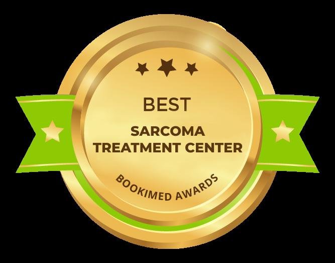 Bookimed Awards 2018: Best sarcoma treatment center