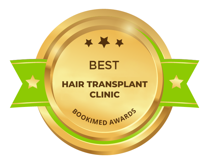 Bookimed Awards 2018: Best hair transplant clinic