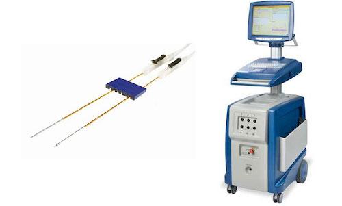 NanoKnife device