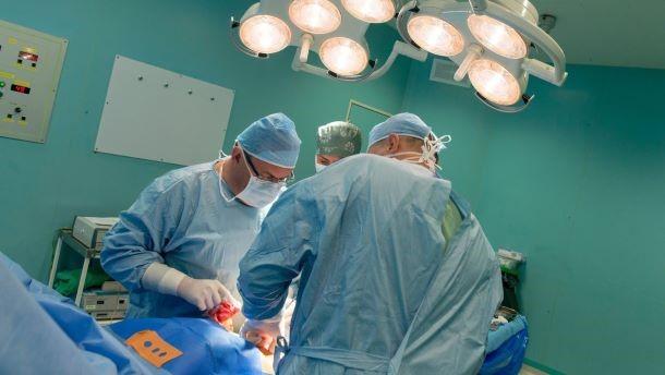 Операция в клинике Св. Здиславы