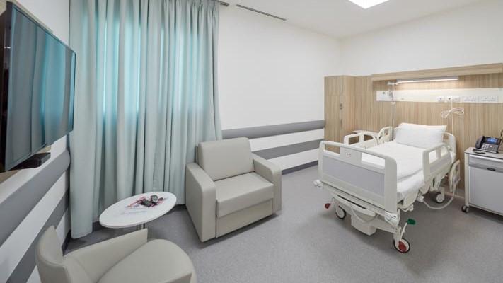 Палата для пациенток Dunya IVF