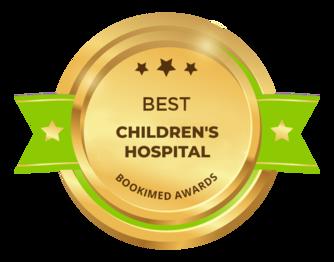 Лучшая детская больница по мнению Bookimed