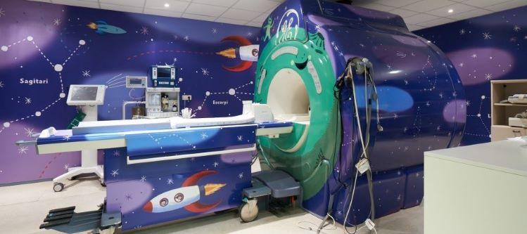 МРТ в госпитале Сан Жоан де Деу