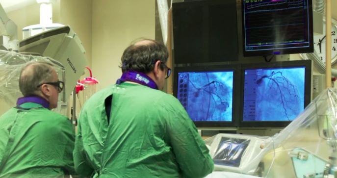 Сосудистая операция в Ассуте