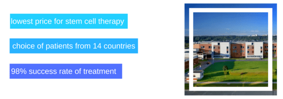 The cheapest stem cell therapy in Medicover Hospital