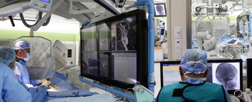 Операция на сосудах в клинике Святой Марии