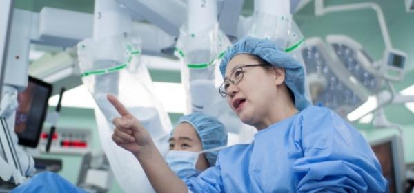 Операция в клинике Святой Марии