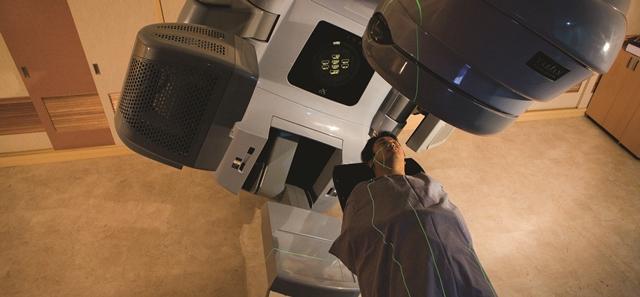 Радиотерапия опухолей в КВИМС