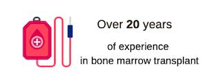 Bone marrow transplant statistics