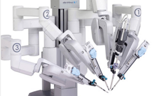 Robotic surgery at KUIMS