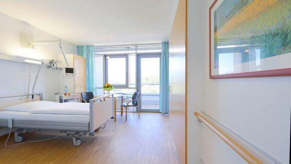 Палата в клинике Нордвест