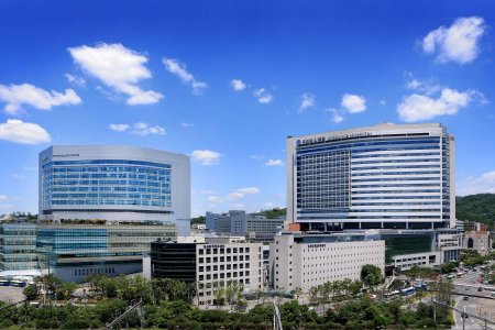 Клиника Северанс в Сеуле