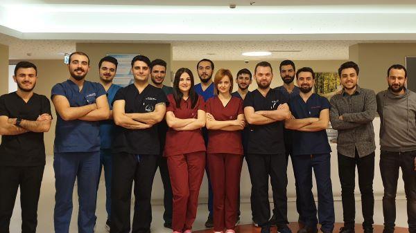 Medical team at Smile Hair