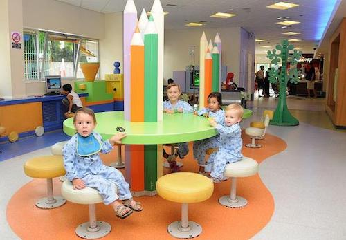 Dana Dwek Children's Hospital at Sourasky