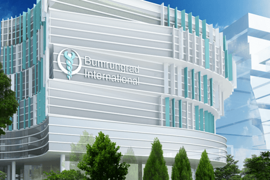 Orthopedic surgery in Bumrungrad Hospital