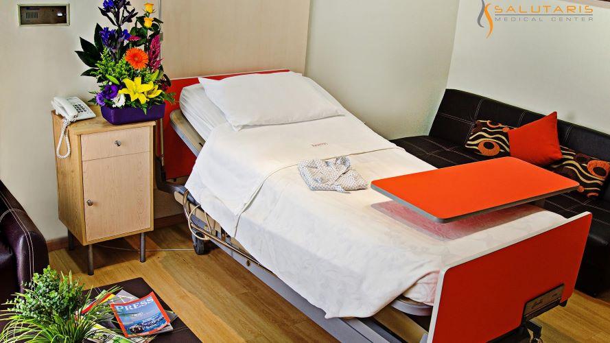 A ward at Salutaris