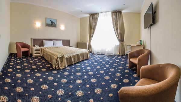 Room in Infinity Clinic, Ukraine