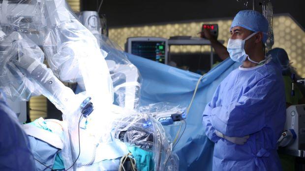 Роботизированная хирургия в Лив Хоспитал