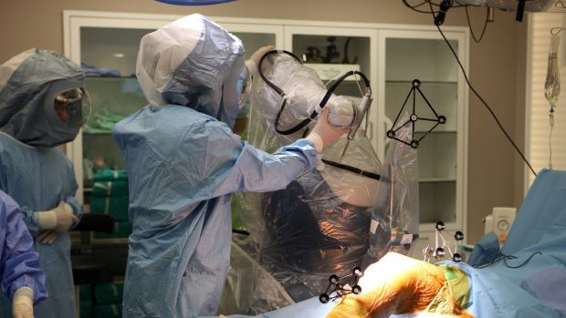 Роботизированная замена суставов в Лив Хоспитал