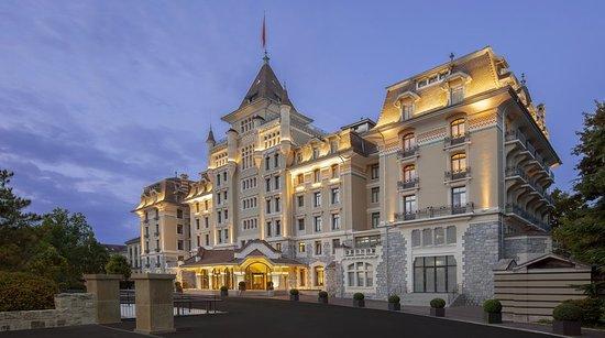 Hôtel Royal Savoy Lausanne near Lemanic Clinic