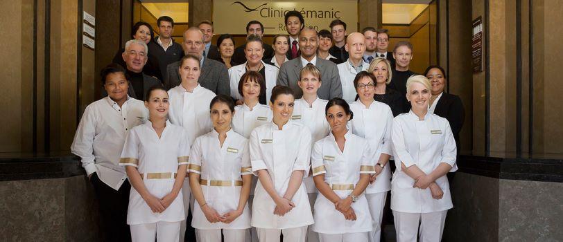 Clinic Lemanic team