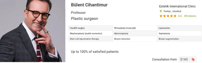 Prof. Bülent Cihantimur